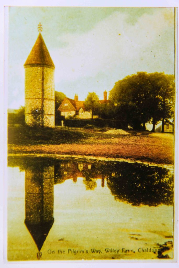 The Well Tower at Wiley Farm, Chaldon